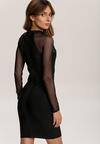 Czarna Sukienka Zaurg