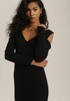 Czarna Sukienka Phalixia