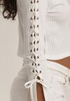Biała Bluzka Adrasoesa