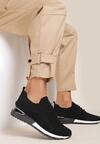 Czarne Buty Sportowe Hythia