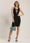 Czarna Sukienka Coreaxie