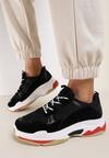 Czarne Sneakersy Mcgee