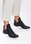 Czarne Sneakersy Candace
