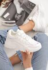 Białe Sneakersy Woodford
