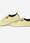 Żółte Tenisówki Mayalena