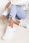 Białe Buty Sportowe Peach Perfect