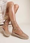 Beżowe Sandały Ciridorise