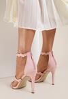 Różowe Sandały Hominem