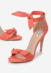 Pomarańczowe Sandały Listen To Earth
