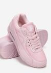 Różowe Buty Sportowe Good Promises
