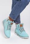 Błękitne Traperki Blue Shoes