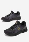 Czarne Buty Sportowe Seraglio