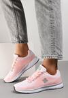 Różowe Buty Sportowe Seraglio