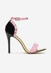 Różowe Sandały Pictures Of Vogue