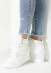 Białe Sneakersy Fortunate