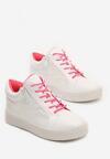 Białe Sneakersy Let It Go