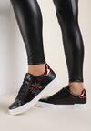 Czarne Sneakersy Citrine