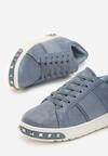 Niebieskie Sneakersy Amor De Mi Vida