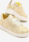 Żółte Sneakersy Get In