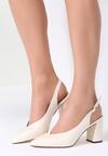 Beżowe Sandały Te Amo