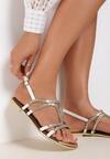 Białe Sandały Mallow