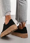 Czarne Sneakersy Riparian Rights