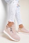 Różowe Sneakersy I Surrender