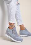Niebieskie Sneakersy I Surrender