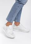 Białe Sneakersy Day For Freedom