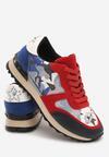 Czerwone Sneakersy Step In My Room