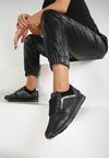 Czarne Sneakersy Take A Chance