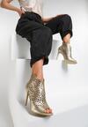 Złote Sandały You Look