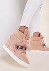 Różowe Sneakersy Want Me