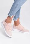 Różowe Buty Sportowe Reasonably
