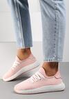Różowe Buty Sportowe Encourage