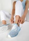 Jasnoniebieskie Buty Sportowe Meditative