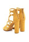 Żółte Sandały More Than Friends