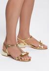 Złote Sandały Brusque