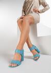 Ciemnoniebieskie Sandały Rooibos