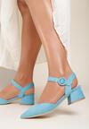 Niebieskie Sandały Realm