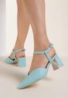 Niebieskie Sandały Sundance