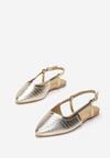Złote Sandały Sandstone