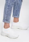 Białe Sneakersy Profiling