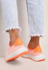 Pomarańczowe Buty Sportowe Encourage