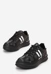 Czarne Sneakersy Aqiatune