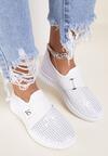 Białe Buty Sportowe Deercall