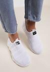 Białe Buty Sportowe Thessatune