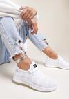Białe Buty Sportowe Pudina