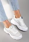 Białe Sneakersy Kaineva