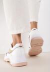 Różowe Sneakersy Kaineva